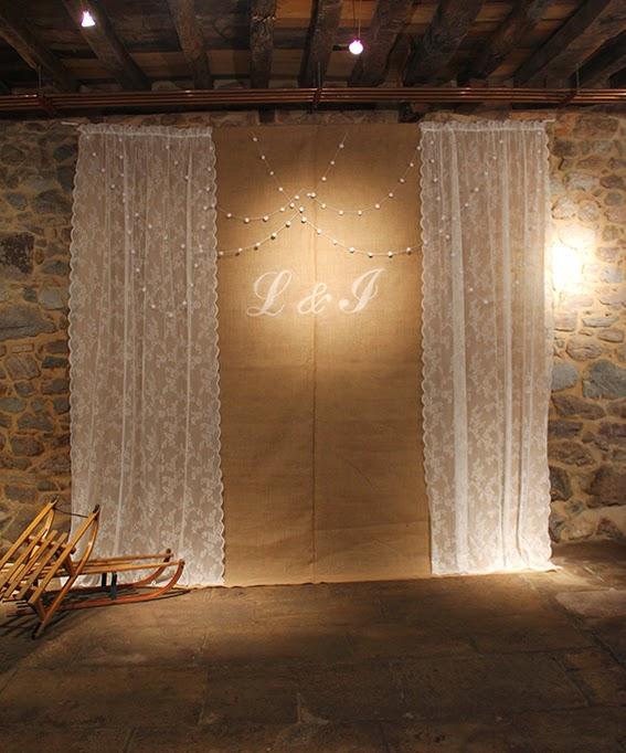 Decoracion boda elementos decorativos que tono de verde for Decoracion de photocall