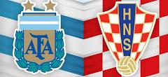 Historial de Argentina-Croacia