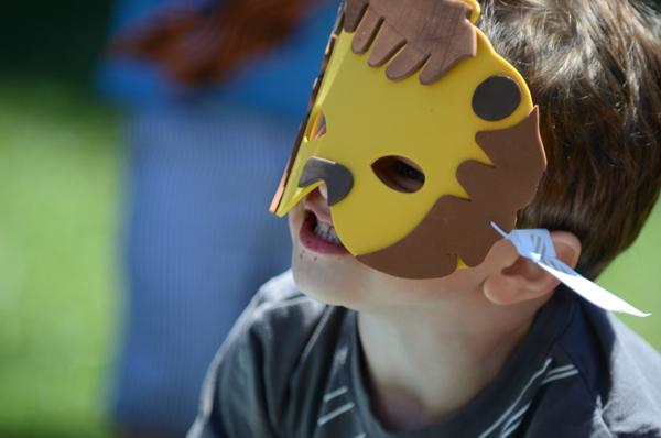 festa jardim zoologico:TUDO PRA SUA FESTA: Festa Infantil Tema Jardim Zoológico