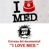 19/12/2016 I love Med / Art documentary / Med Street Art / Barcelona 2016