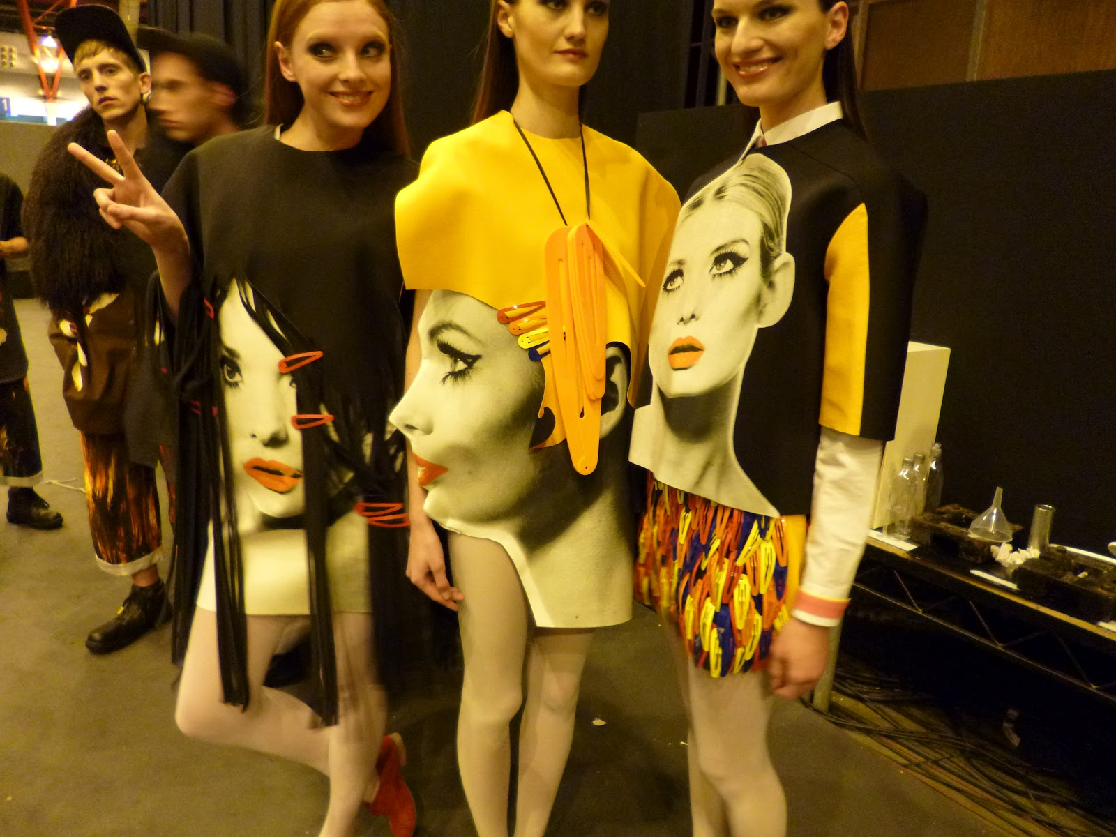 Graduate fashion week gala show 73