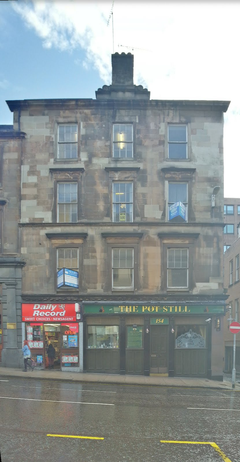 The Pot Still,Glasgow