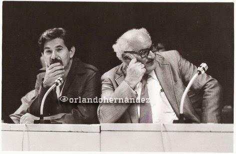 Julio Escalona y Pompeyo Márquez (1981)