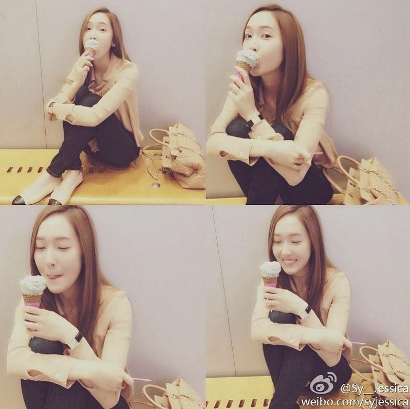 Snsd Jessica Instagram Fashion Official Korean Fashion