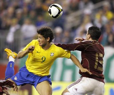 Brasil vs Venezuela Copa America Argentina 2011