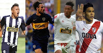 Se confirmó cuadrangular amistoso entre Boca, River, Universitario y Alianza Lima.