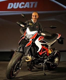 Ducati Hypermotard dan Hypermotard SP