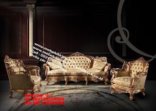 Jual mebel ukiran jati jepara,sofa ukiran jati,sofa cat duco jepara furniture mebel duco jepara jual sofa set ruang tamu ukir sofa tamu klasik sofa tamu jati sofa tamu classic cat duco mebel jati duco jepara SFTM-44049