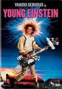 Filme Poster  O Jovem Einstein DVDRip RMVB Dublado