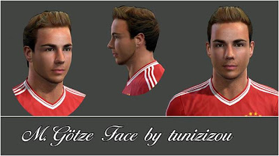 M. Gotze Face by Tunizizou
