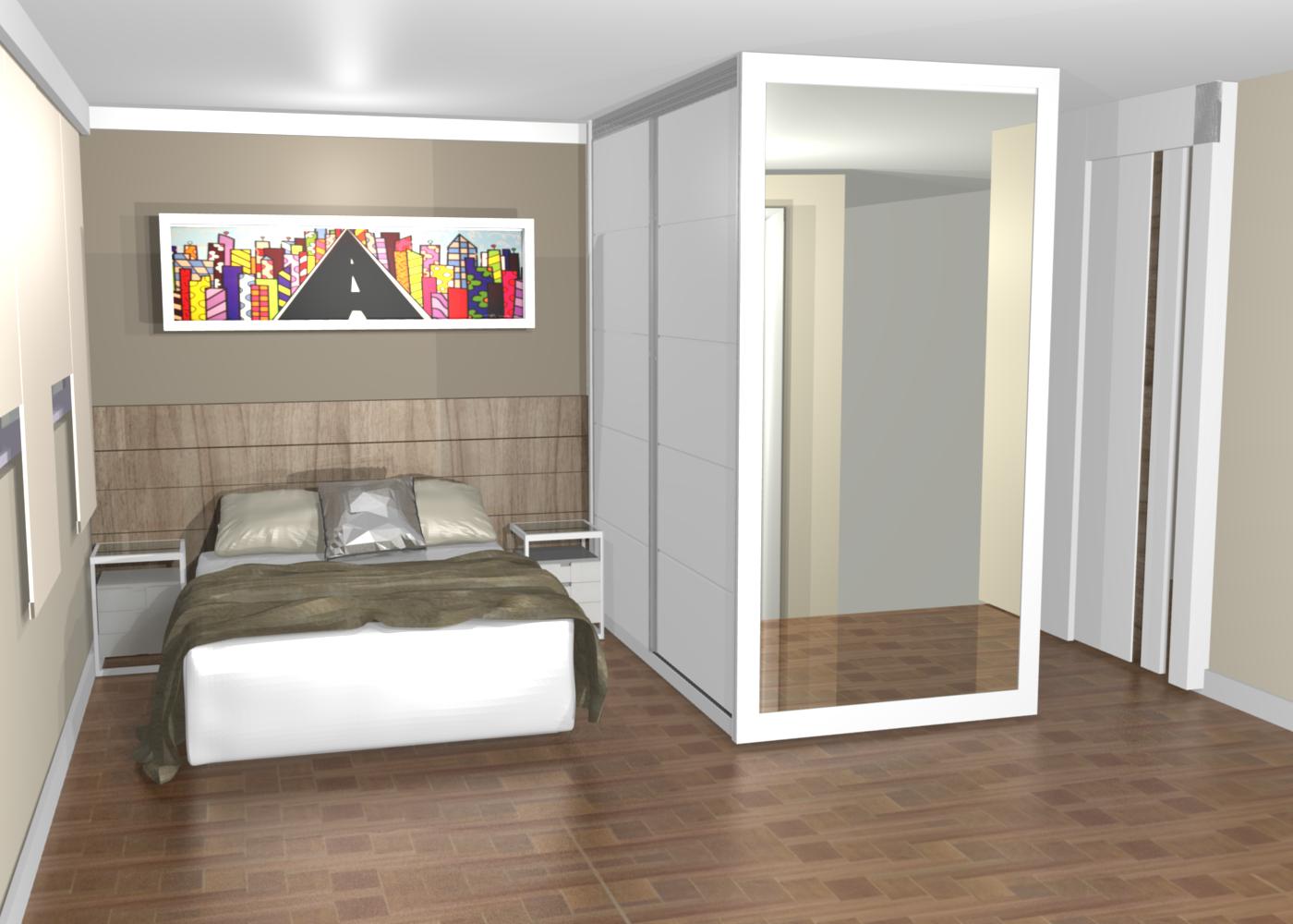 3D MARCENARIA PORTAS DE CORRER HOME THEATER CLOSET ARMÁRIOS COZINHAS  #B8AC13 1400 1000