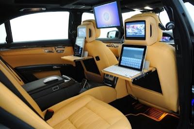 Ini Dia Mobil Impian Kantor Masa Depan