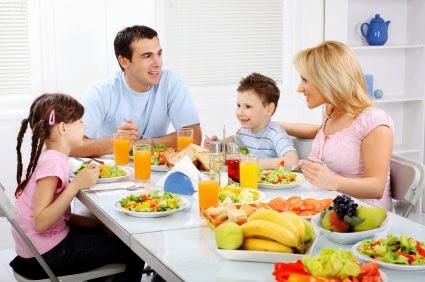 Hábitos alimenticios de los niños