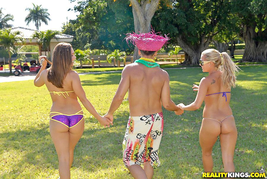 Reality Kings Bikini