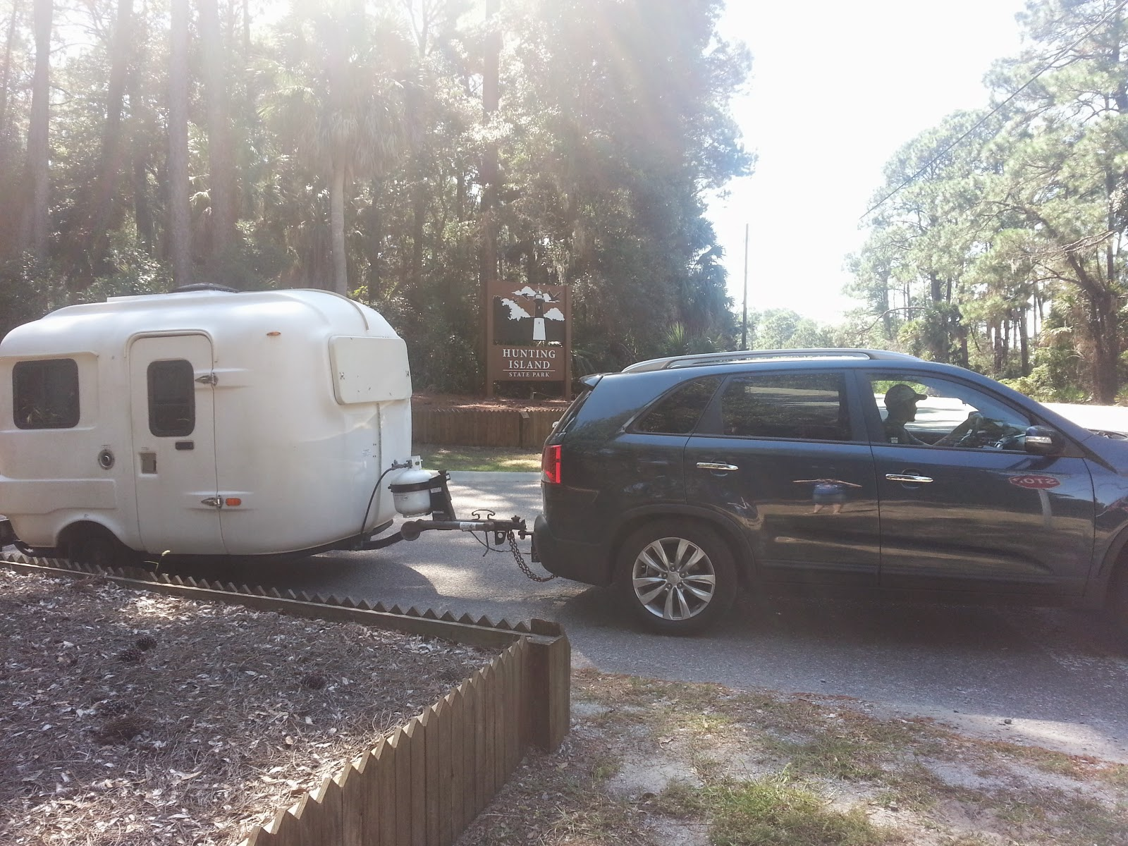 My UHaul Camper Blog Uhaul Fiberglass Camper Tow Vehicles