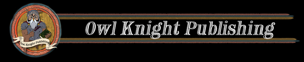 Owl Knight Publishing on Etsy