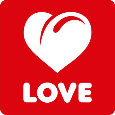 The Branding So... K M Love Logo
