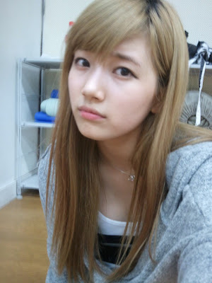 Foto Terbaru Suzy Miss A