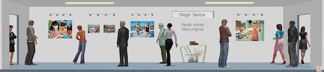 """<img src="""" http://2.bp.blogspot.com/-oIdDWFNin7w/UkgDEm0tYOI/AAAAAAAALyc/qYo9P5fyNrU/s1600/Sala+de+exposici%C3%B3n+virtual+de+Diego+Santos.png """" alt="""" Sala de exposiciones virtual de oleos de  Diego Santos""""/>"""