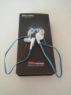 Auriculares Bluetooth Stereo Q5 de Bluedio.