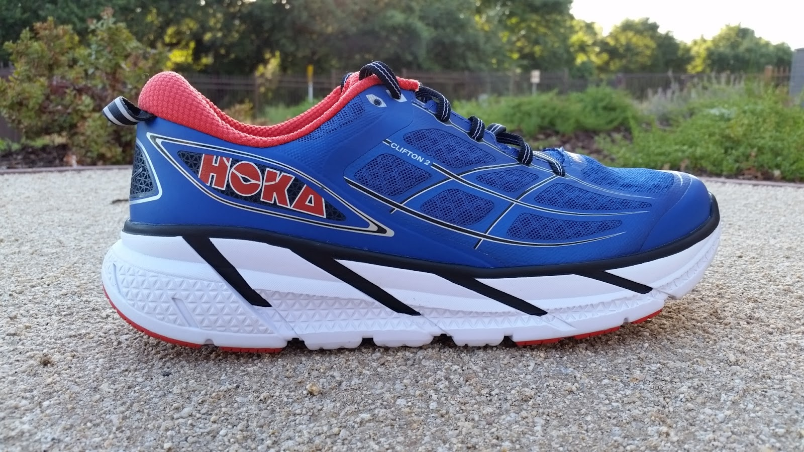 Hoka shoes trail running