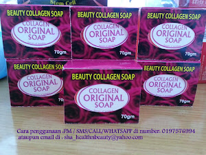 BEAUTY COLLAGEN SOAP