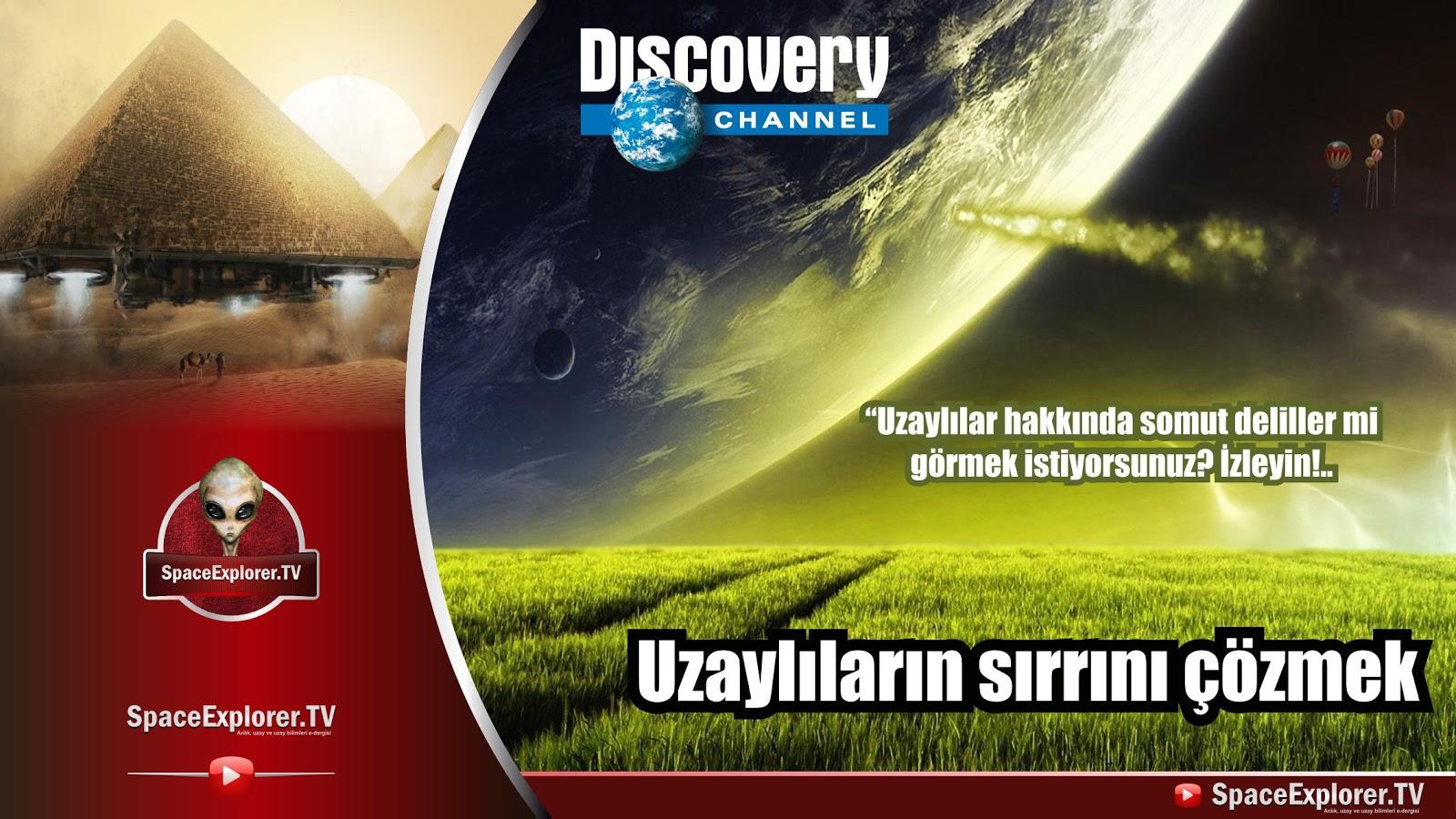 Uzaylıların sırrını çözmek - Discovery Channel Türkçe Belgesel [video]