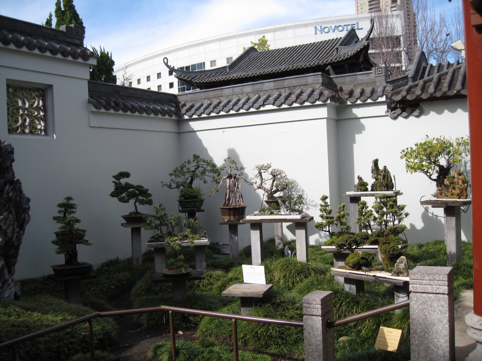 A Growing Delight Chinese Garden of Friendship