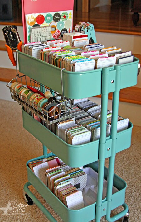 Raskog project life storage
