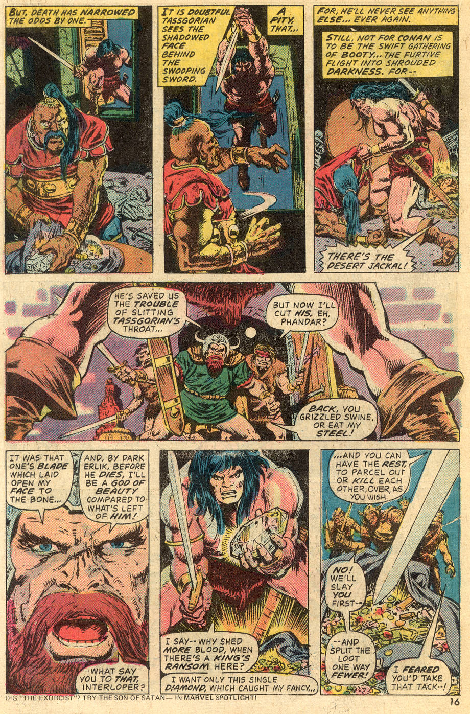 Conan the Barbarian (1970) Issue #40 #52 - English 11