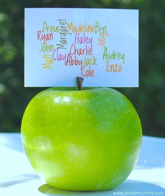 Family Reunion Party Ideas - www.jacolynmurphy.com