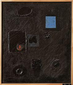 Alberto Burri le opere del grande maestro -nero1