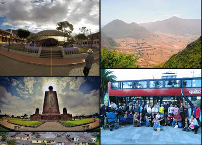 Tour turístico a la Mitad del Mundo – Quito Ecuador