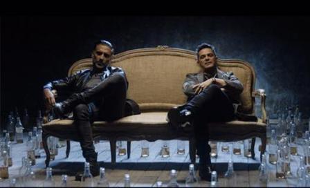 """Alejandro Fernández canta con Sanz """"A que no me dejas"""" (Vídeo)"""