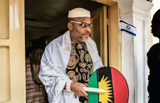 Biafra: What We Are Going To Do On Friday – Nnamdi Kanu Reveals