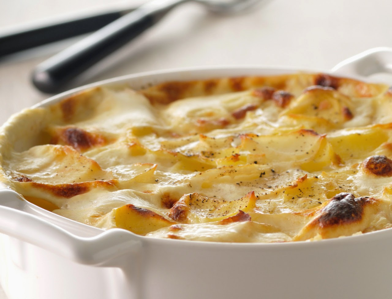 Gratin dauphinois play