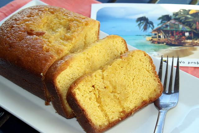 ... on Maple Grove : That's so Michelle...: Caribbean Christmas Rum Cake