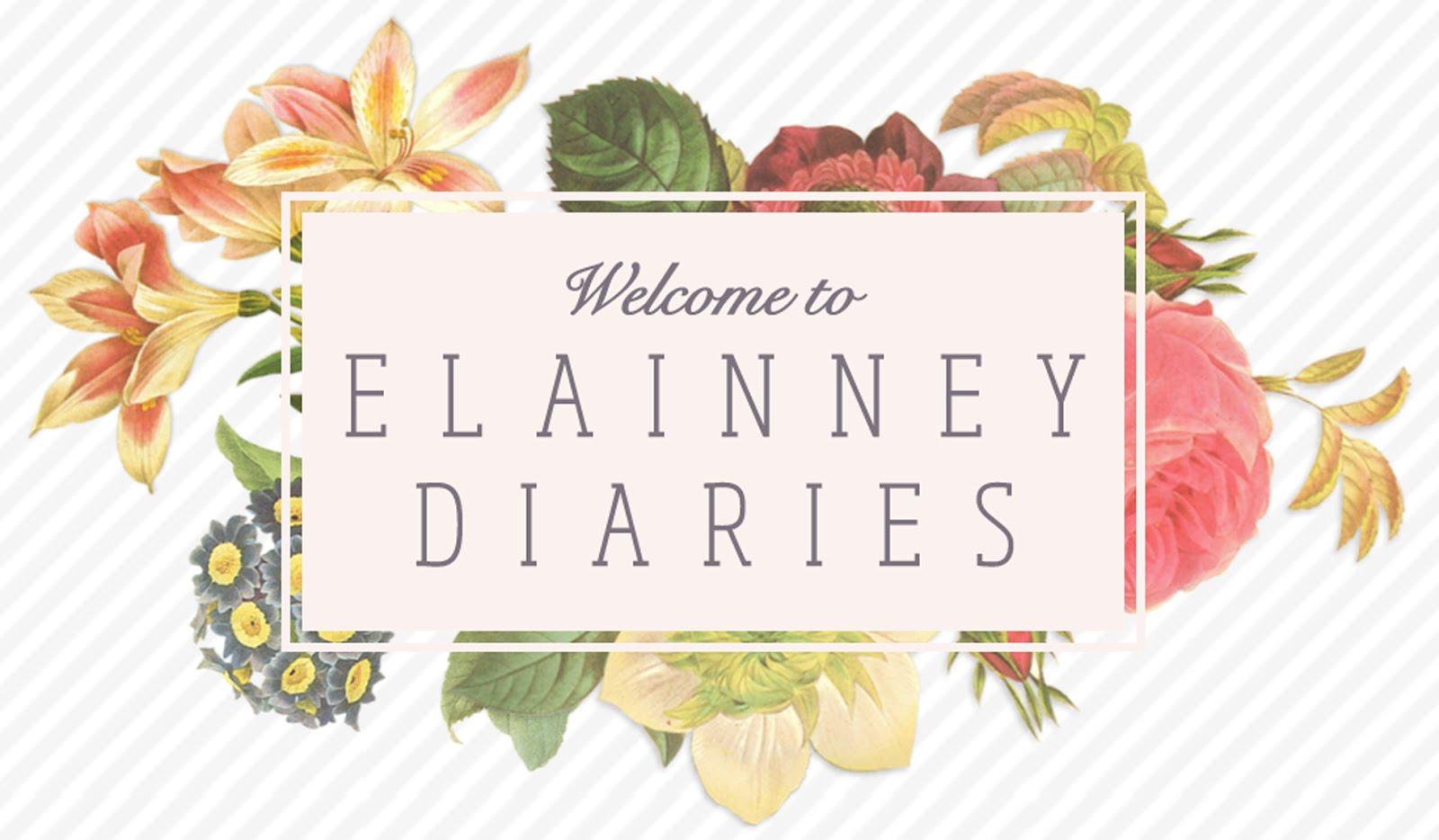 Elainney Diaries ♥♥