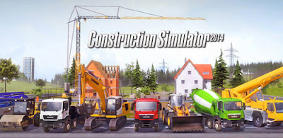 Construction Simulator 2014 v1.0 paid Apk Download