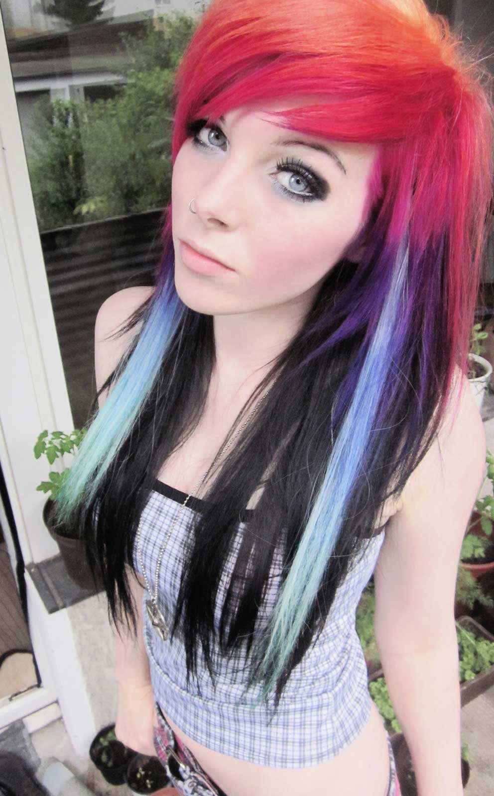 Emo Haircuts For Ultra Chic Look Hair Style