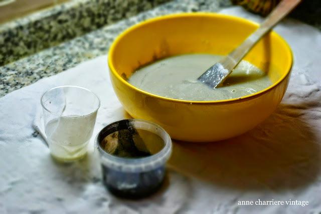 www.annecharriere.com, pintura de leche,