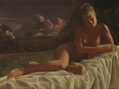 Gianluca Mantovani 1974 | Italiano pintor realista