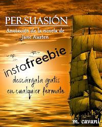 Persuasión: Anotación de la novela de Jane Austen - Descárgala GRATIS Instafreebie