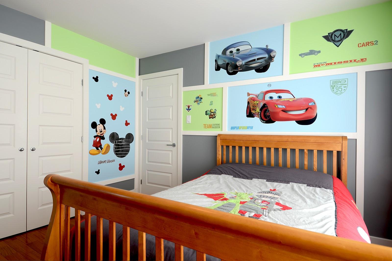 génial deco chambre garcon 3 ans #12: dco dcoration chambre enfant