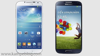 specification of samsung galaxy s4