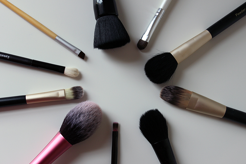 Top 10 Makeup Brushes (Almost) under £10