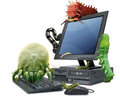 Bichos no computador