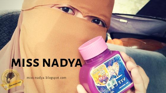 Miss Nadya [Personal Blog]