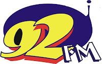 ouvir a Rádio 92 FM 92,1 ao vivo e online Formosa