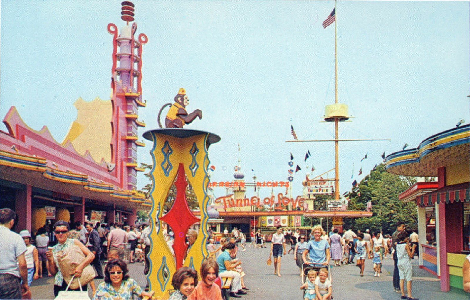 Neat Stuff Blog Vintage Amusement Parks